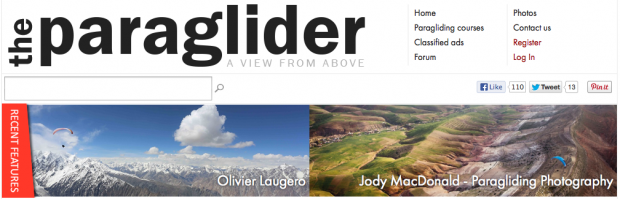 The Paraglider.com