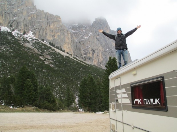 Hello Dolomites!!!