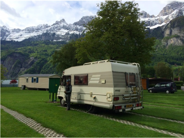 Niviuk Mobile in Switzerland