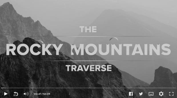 The Rockies Traverse