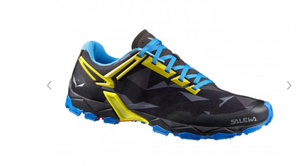 "Salewa's ""Lite Train"""