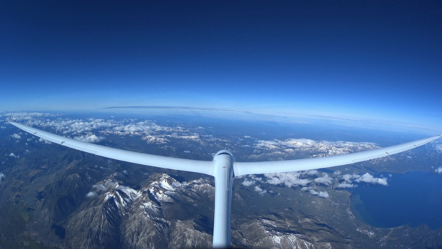 Episode 51- Sailplane radness, the Perlan Project, Imagining the Possibilities