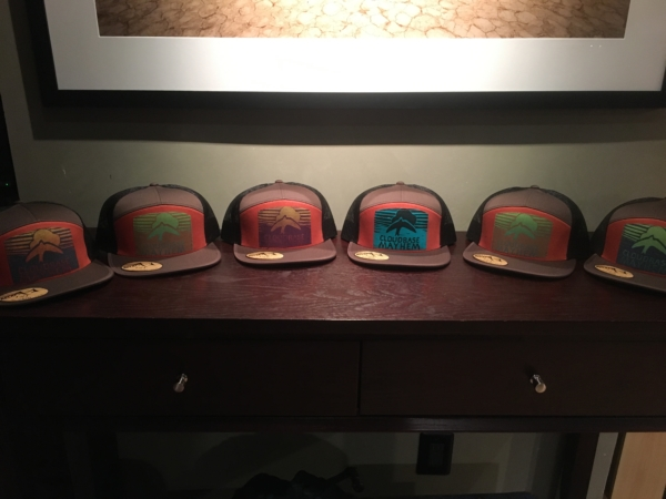7 Panel Trucker Brown
